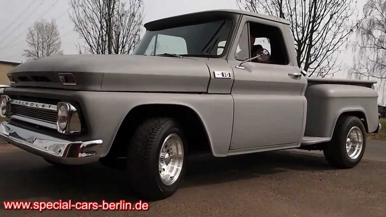 Maxresdefault on 1964 chevy c10 truck