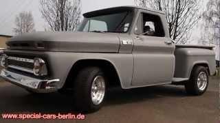 Chevrolet C10 1965 Pickup stepside shortbed V8 Special Cars Berlin