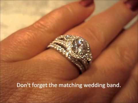 Beautiful Wedding Ring Settings