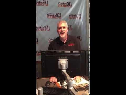 DJ Spotlight: Dave O'Brien from Indy's 97.1 Hank FM