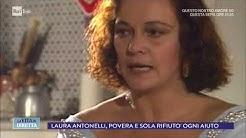 Il declino di Laura Antonelli, povera e sola rifiutò ogni aiuto - La vita in diretta 17/04/2018