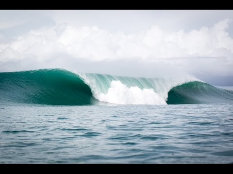 Surf Video Grid Gone with Diego Santos & Trevor Sven Carlson in Indonesia