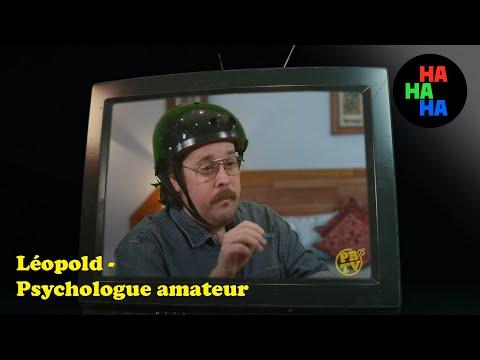 Léopold Le Psychologue Amateur | Les Pic-Bois