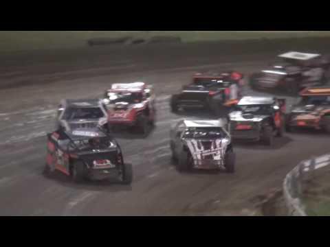 IMCA Sport Mod B-Main 1 Farley Speedway 9/1/16
