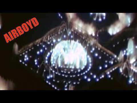 1964 Worlds Fair, Shea Stadium , Flushing Meadows Corona Park from the air