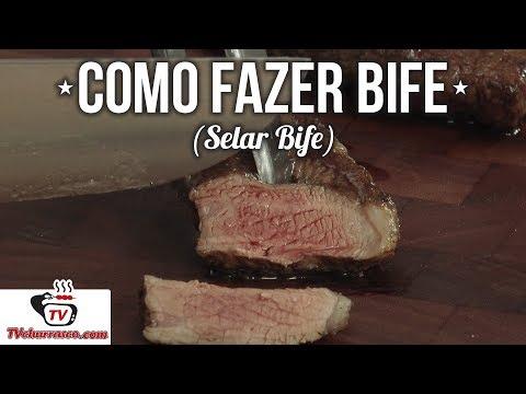 Como Fazer Bife (Selar Bife) - Dicas E Macetes - Tv Churrasco