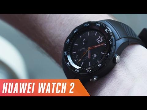 Huawei Watch 2 first look