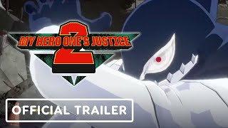 My Hero One's Justice 2 - Characters & Story Trailer