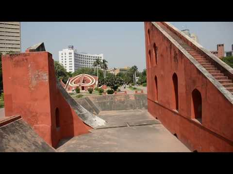 Delhi, India - Jantar Mantar