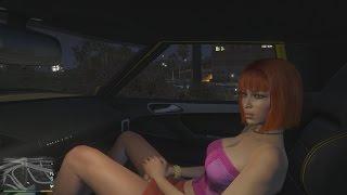 EN PRIMERA PERSONA ES MÁS SEXY! (GTA V PS4 #1)