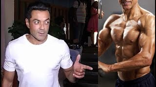 SHOCKING Bobby Deol Transformation For Race 3 Movie With Salman Khan!