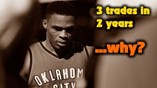 It wasn't supposed to be like this for Russell Westbrook...