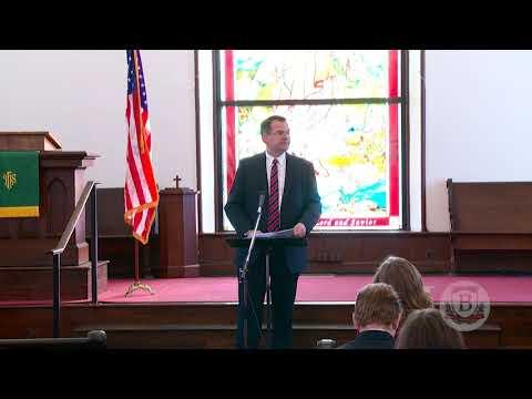 """Lincoln's Historic Prayer"" - Belmont Classical Academy Devotionals"