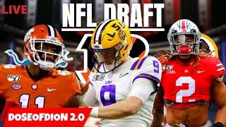 NFL Draft LIVE Reaction!