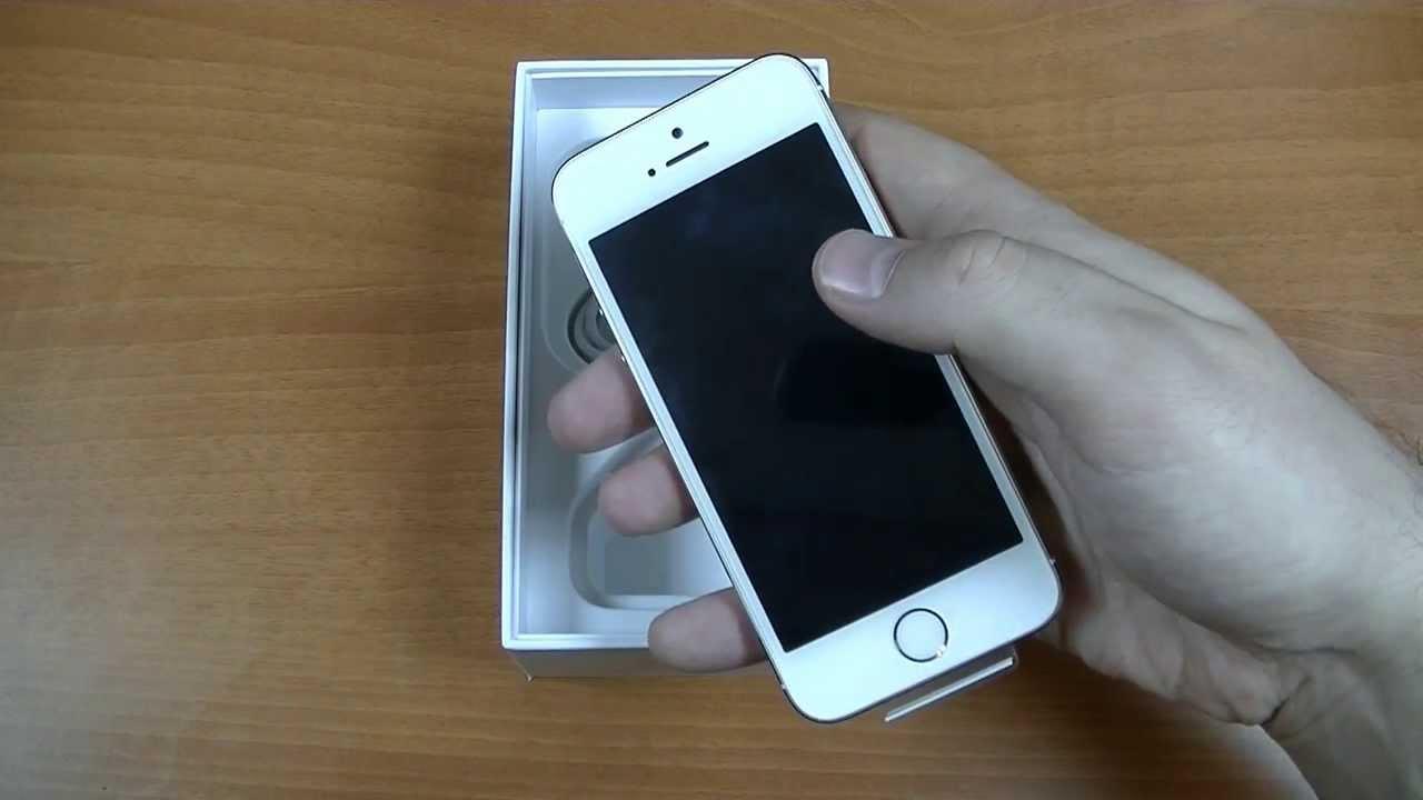 айфон 5 s цена фото золотой