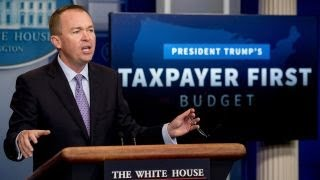 Tax cuts need to be big, says Mick Mulvaney