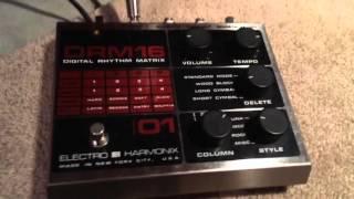 Electro Harmonix DRM16 - Bérurier Noir #2