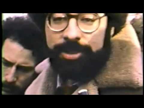 John Lennon memorial-Central Park December 1980