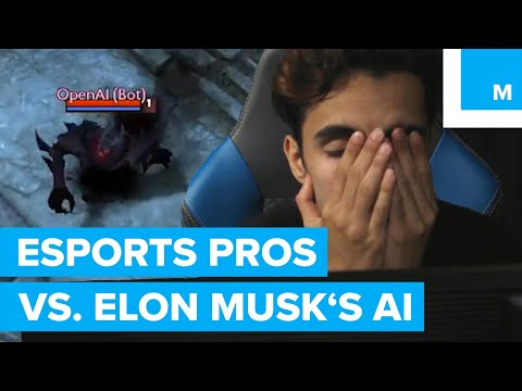 Elon Musk's 'Dota 2' Experiment is Disrupting Esports in a Big Way - No Playing Field