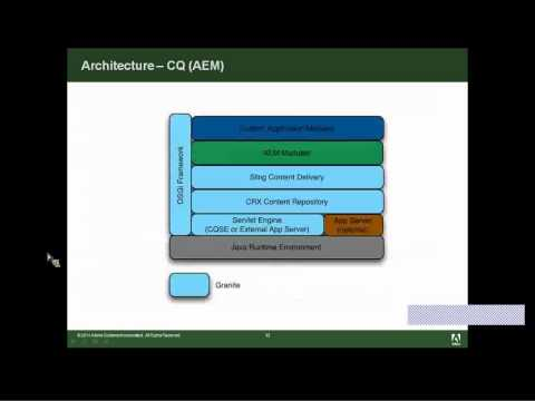 Introduction to AEM / CQ5 - Full Coverage