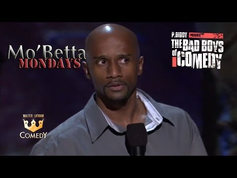"""@DamonWilliam """"I Can't Be Gay"""" P Diddy Presents Bad Boys of Comedy"""