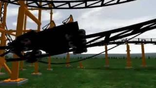 World Record Breaking Roller Coaster: Mumbo Jumbo at FlamingoLand