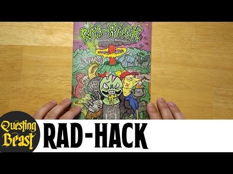 RAD-HACK: Old-School D&D Book Review