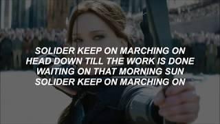 Fleurie - Soldier - Lyrics Resimi