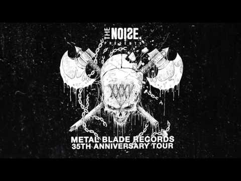 Metal Blade Records 35th Anniversary Tour Trailer