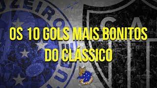 Os 10 gols mais bonitos do classico
