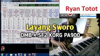 Layang Sworo Sampling Klowor Techno +OMB + SF2 Korg PA900