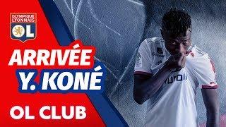 Arrivée : Youssouf Koné | Olympique Lyonnais