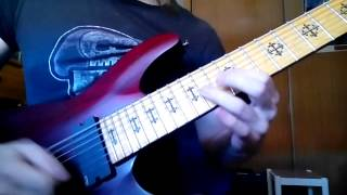 SACRED MOTHER TONGUE - DEMONS (SOLO COVER)