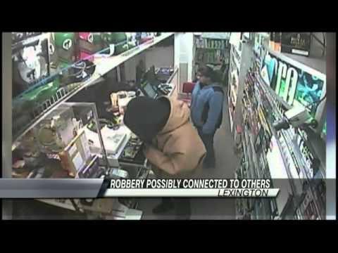 Tobacco Zone Clerk Fights Off Robber