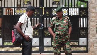 Sri Lankan soldiers threaten Tamil journalist in Mullaitivu