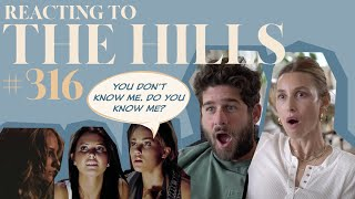 Reacting to 'THE HILLS' | S3E16 | Whitney Port