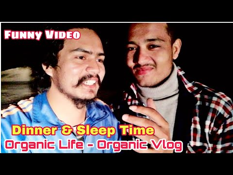 A Night Of Nepali Truck Driver || Funny & Memoriable Moments || Dinner & Sleeping Time