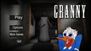 Donald Ducks plays Granny