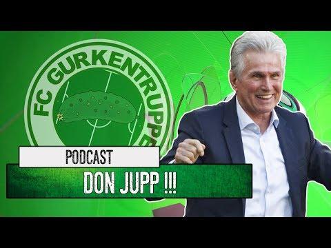 Don Jupp ist beim FC Bayern! |FCG #8 |Podcast