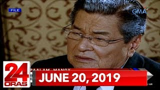 24 Oras: June 20, 2019 [HD]