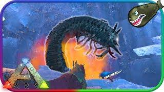 Ark: Survival Evolved | Ragnarok Mini Boss Battles, Ice Worm Queen & Lava Elemental #51 (Ark)