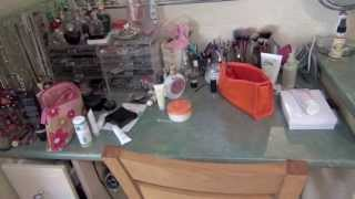Project Declutter - Bathroom Vanity Revisted