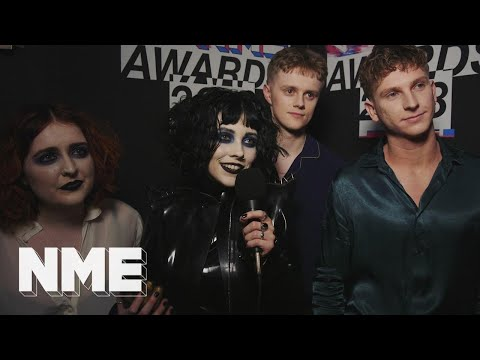 """Pale Waves: """"Naomi Campbell is an absolute ledge"""" 