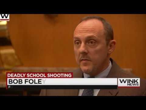 Criminal Defense Lawyer Robert Foley interviewed on Parkland shooting