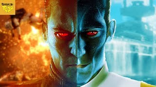 10 REASONS Thrawn was the BEST Imperial Officer