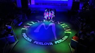 Афро джаз танець від тренерів Ківі Фітнес