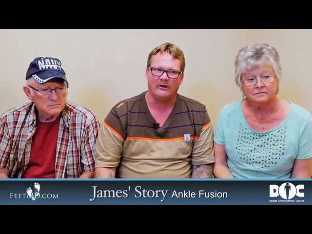 James' Story
