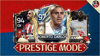 FIFA MOBILE 18 World Cup Prestige VSA Mode Explained & Thoughts - Insane Rewards for normal mode