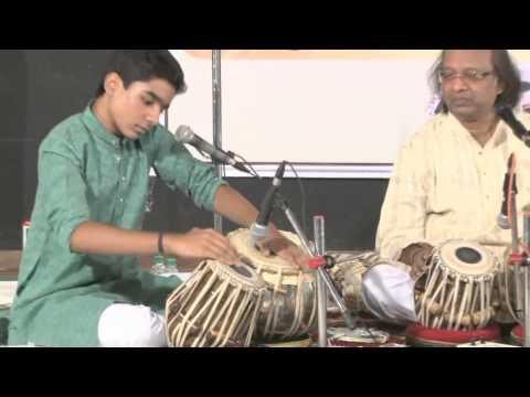 Ishaan Ghosh- Tabla Solo TintalTisraJati Dhere Dhere Rela at Nashik