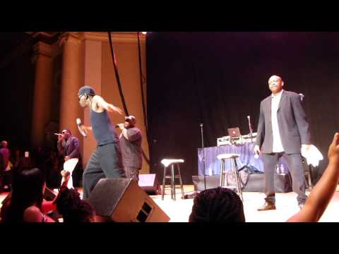 K-ci & jojo - love you for life & come talk to me (Ladies Night Out tour 9-20-14)